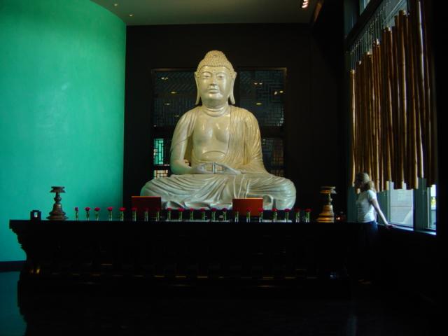 Buddha - Evian