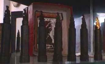 Buddhas bronze