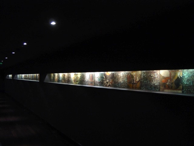 Paintings - Evian spa